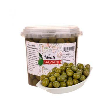 SALVIANI Маслини Castelverano (Nocelara) – 800 г и 1 кг