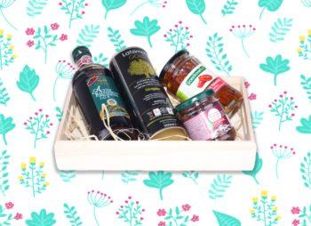 Подаръчна селекция М в празнична опаковка
