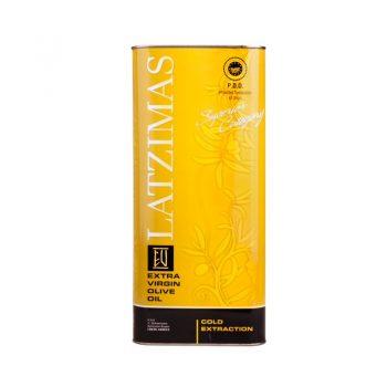Маслиново масло екстра върджин LATZIMAS 5 л
