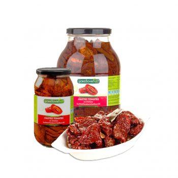 MAKEDONIKI Sun Dried Tomatoes in Marinade
