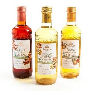 Органичен винен и ябълков оцет от Acetum Модена