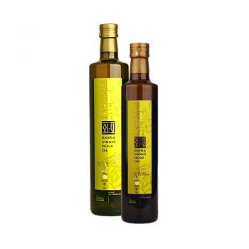 LATZIMAS ORGANIC Extra Virgin Olive Oil 750 ml