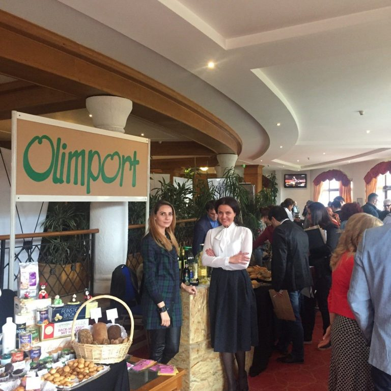 """Read more about the article OLIMPORT представи продуктите си на изложението """"Храни и напитки за туризма & Съпътстваща индустрия зима 2016/2017"""""""