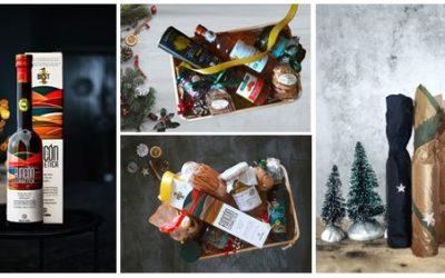 Коледни и новогодишни подаръци от 10 лв. до 90 лв. – оригинално и вкусно!